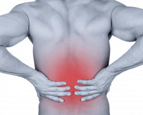 Chiropractor Lower back pain treatment upper back pain