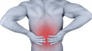 Chiropractor Sandton Lower back pain