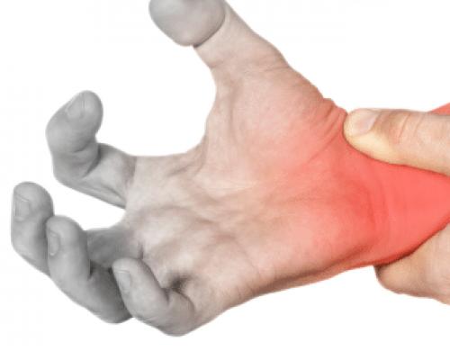 chiropractor sandton wrist pain